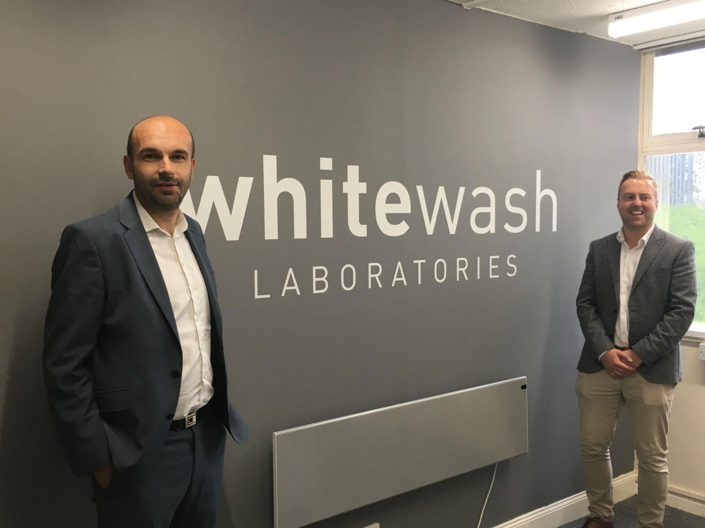 WhiteWash Laboratories move to Cowpen Lane