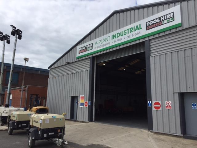 A-Plant move into Haverton Hill