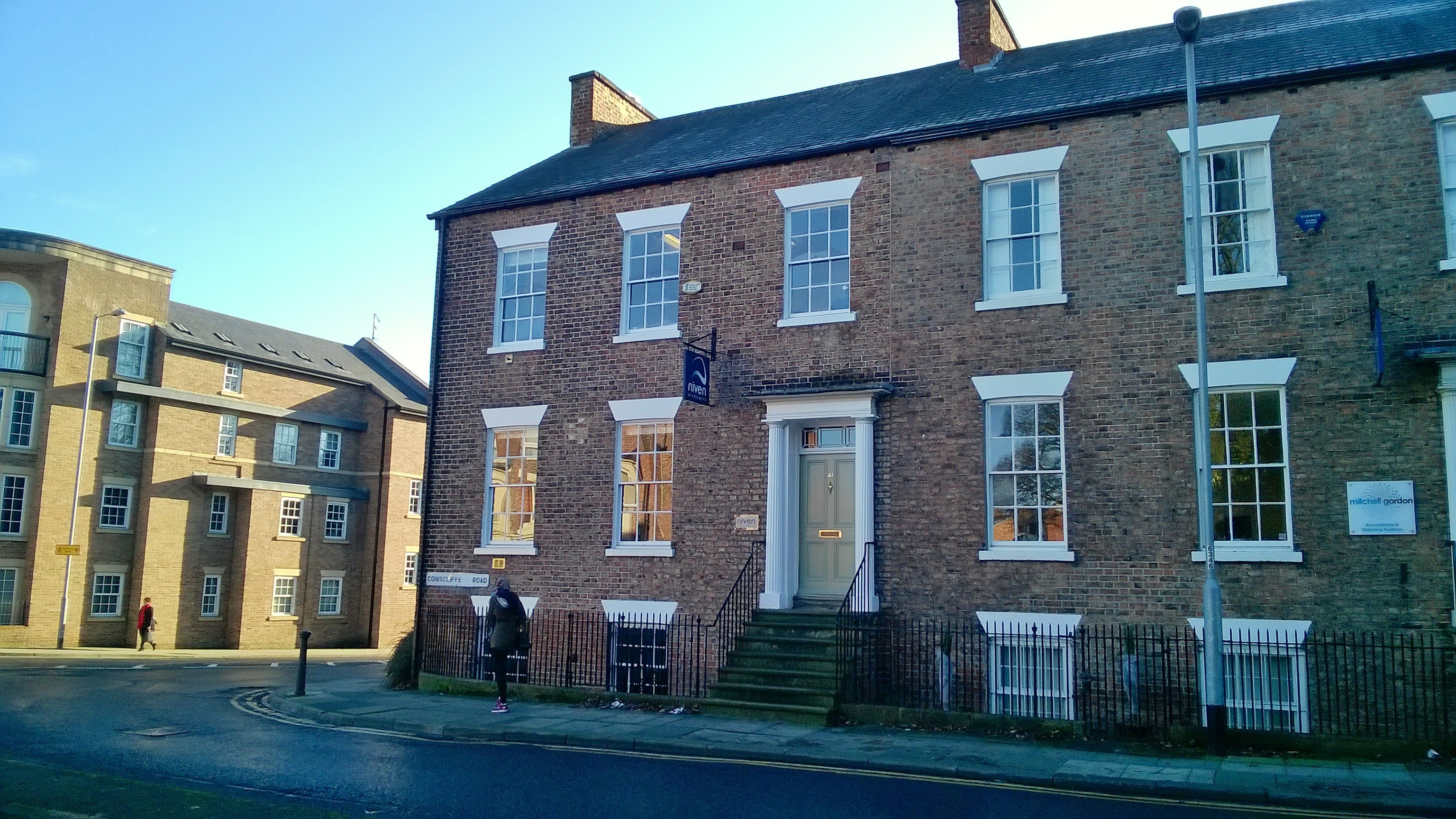 Darlington - Offices To Let, Coniscliffe Rd CPNE