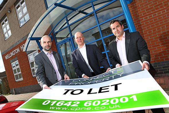 Teesside markets pick up - Connect Property NE, Andrew Wilkinson, Jonathan Simpson, Tim Carter