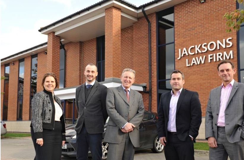 Tim Carter CPNE help out Jacksons Law Firm