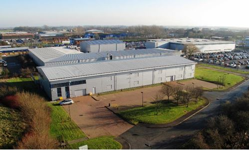 Chancerygate Buys Darlington Warehouse