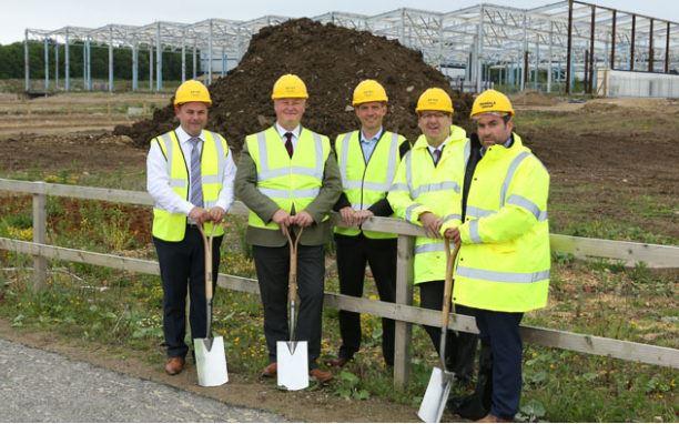 Mandale creating bespoke new premises