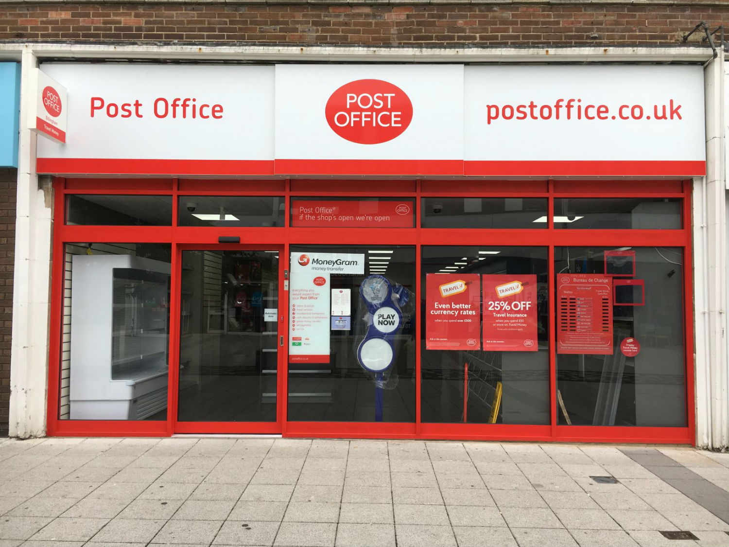 Billingham has got its permanent Post Office back