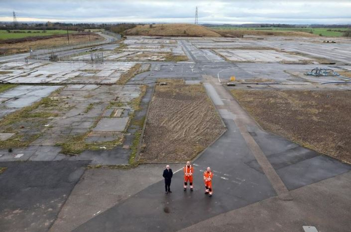 Work begins on new Eaglescliffe home of the Great North Air Ambulance