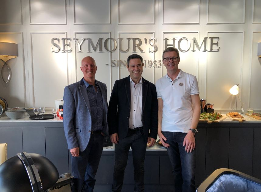 Darlington Business Seymours Home moves to larger premises.