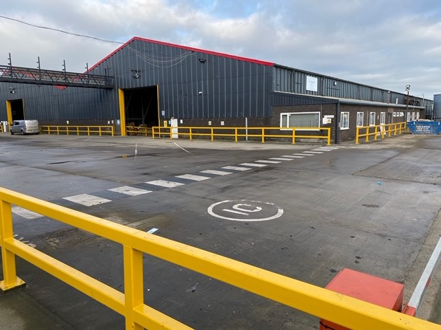 CPNE Secure Triple Warehouse Lettings